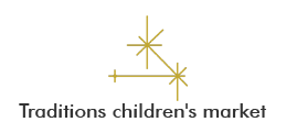 Traditions children's market Logo